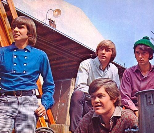 The Monkees, Davy Jones, Peter Tork, Micky Dolenz, Mike Nesmith