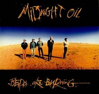 MIDNIGHT OIL~ saw this band at the Tweeter center in Massachusetts in 1993! Brilliant!