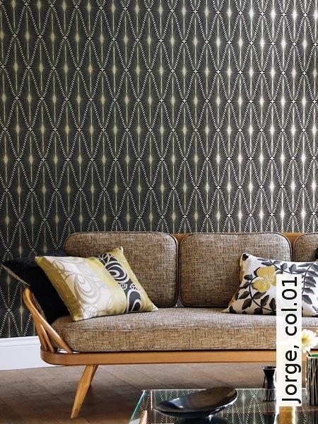 37 best Tapeten fürs Wohnzimmer images on Pinterest Live, Wall - moderne tapeten fürs wohnzimmer