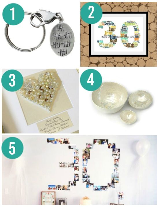Traditional 30th Wedding Anniversary Gift: Best 25+ Pearl Anniversary Ideas On Pinterest