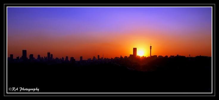 Johannesburg Skyline - SkyscraperCity