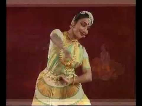 "▶ ""The Dance of Enchantress"" Mohiniyattam by Dr. Neena Prasad - YouTube"