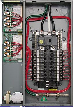 Homeline Outdoor Load Center Wiring Diagram Reading A Motorcycle 70 Amp Sequencing Sequential System Control Ampsequencing