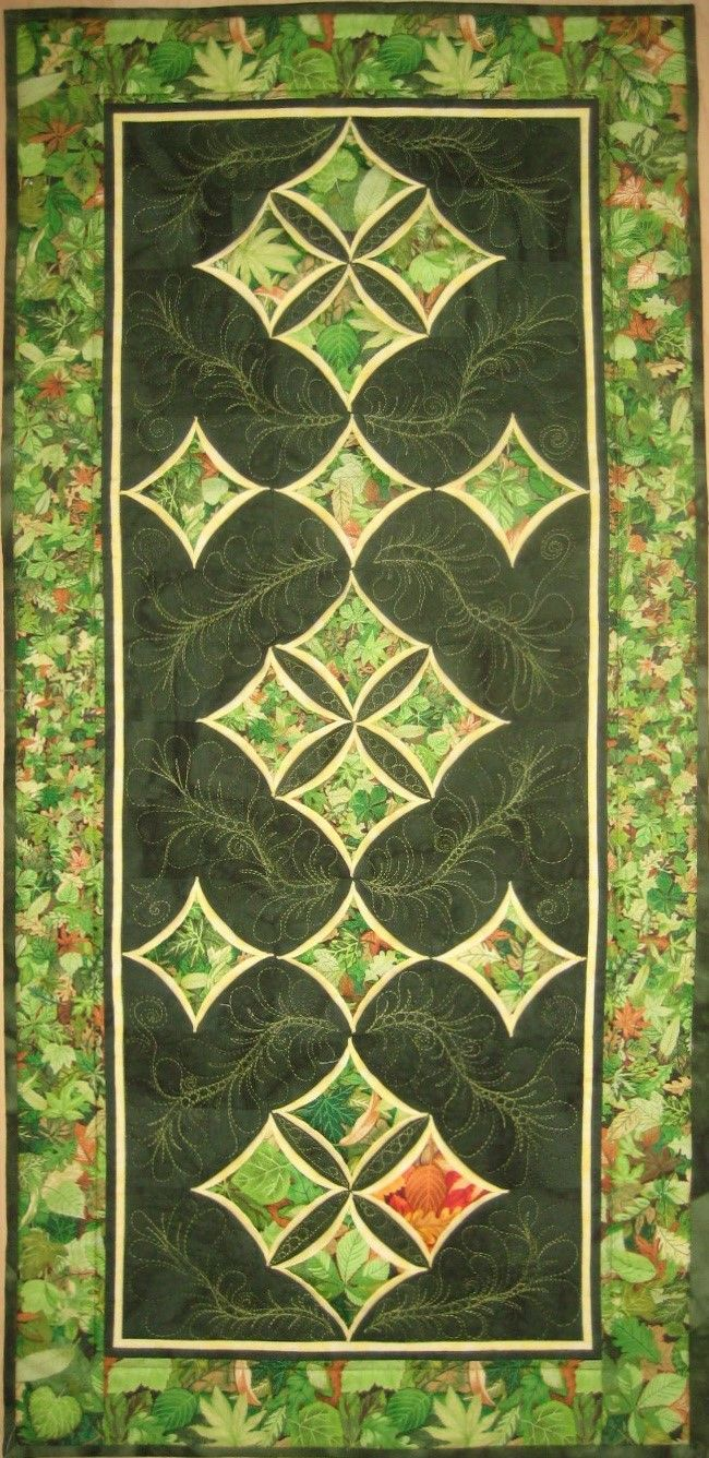 34 Best Quilts Cathedral Windows Images On Pinterest