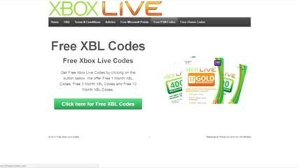 ▶ Get Free Xbox Live Codes - New Method! - Video Dailymotion