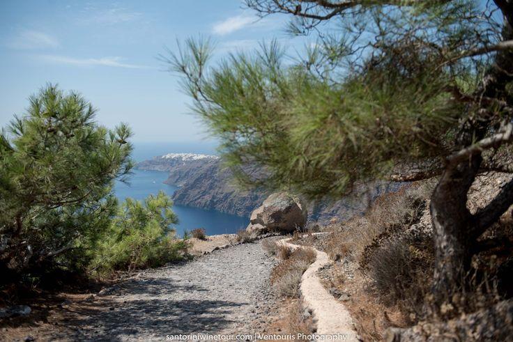 Path in #Santorini