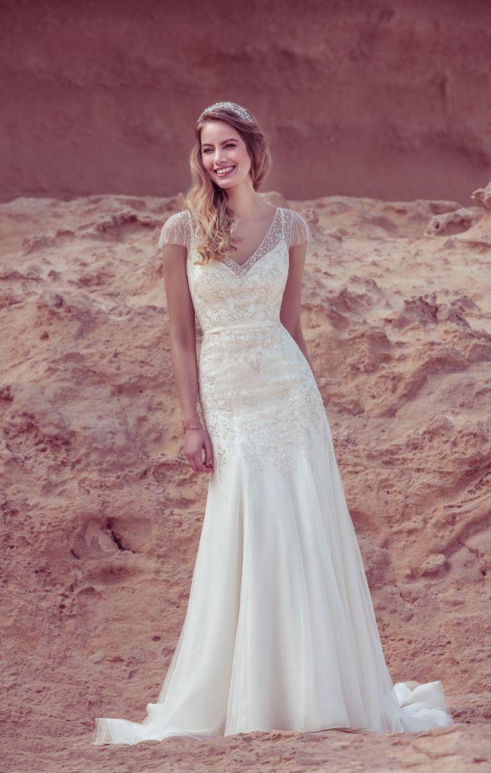 Style 18036, Ellis Bridals #weddingdress
