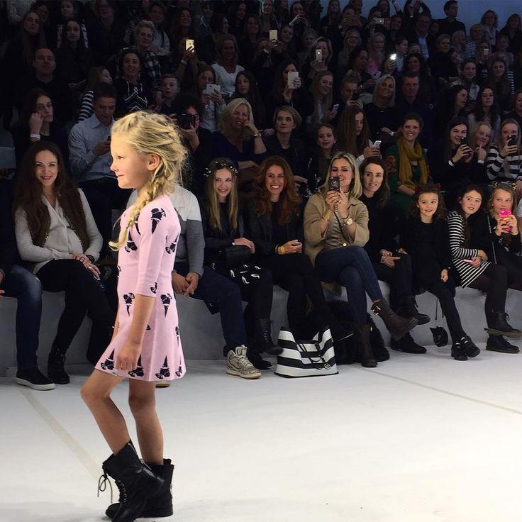 """De @nikandnik Fashion Show is geopend #nikandnik #fashionshow #NIKKIE @nikkieplessen kids collection """