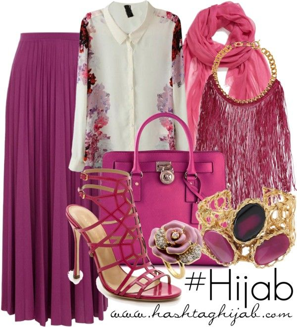Hashtag Hijab Outfit #308