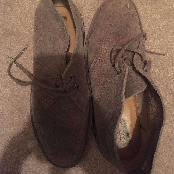 Free People Shoes - Women's Clarks desert boots