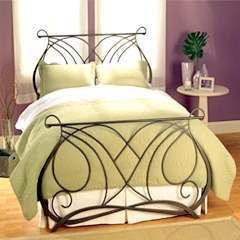 Besi merupakan elemen metal dari zodiak Aries. Tempat tidur berbahan besi tempa dengan desain yang ciamik dapat menjadi pusat perhatian kamar tidur Anda.