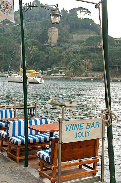 Portofino, Italy... I'm thinking I need to go get this sign lol!!!