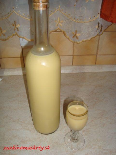 Vynikajúci domáci vaječný koňak recept, vaječný likér recept, Veľkonočný vaječný koňak recept, Veľká noc, Vianoce, Veľkonočný vaječný likér recept