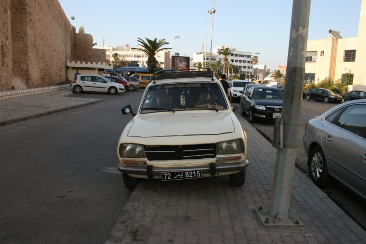 from tunisia