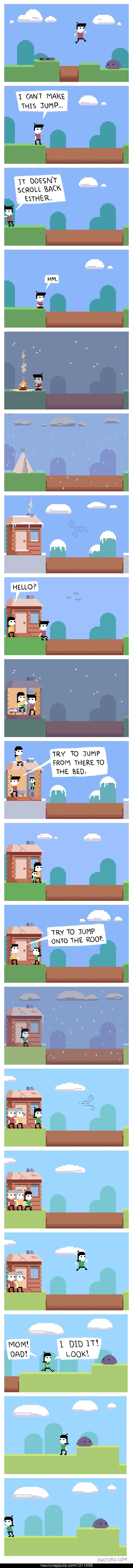 You can do it pixelboy