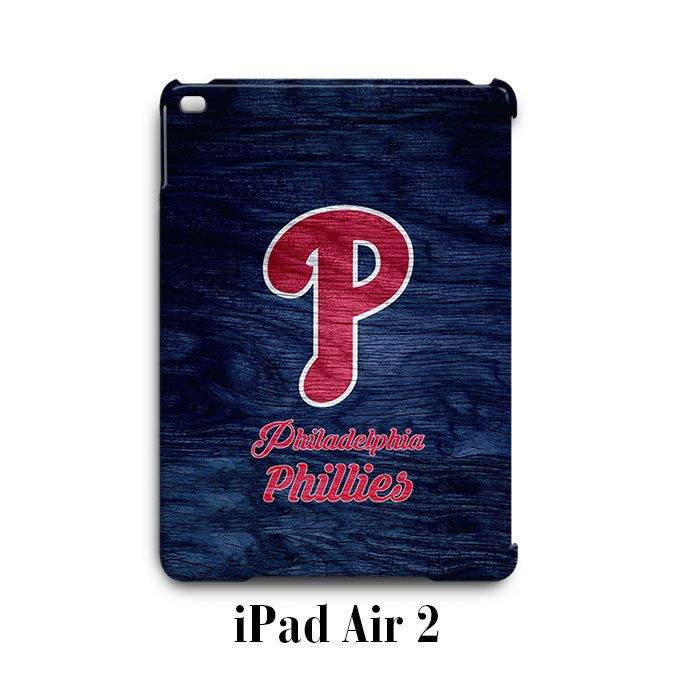 Philadelphia Phillies Custom iPad Air 2 Case Cover Wrap Around