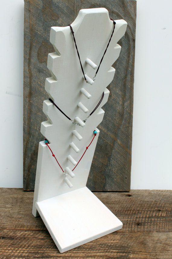 Exhibición del collar 22 x 7 exhibición de la por JimHarmonDesigns