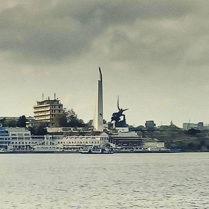Крым. Севастополь. Артбухта