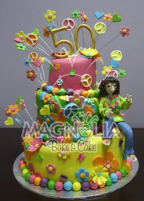 Hippy Cakes Hippy Cake Cakes Cakes And More Cakes