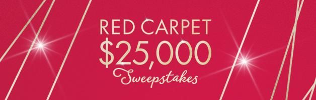 You could win $25K in QVC's Red Carpet Sweeps! #QtheEmmys NPN US/DC (ex.AK/HI/RI) 18+ Enter here + full rules > http://qvc.co/RCR
