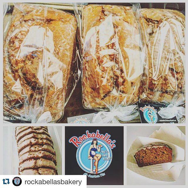 #Repost @rockabellasbakery with @repostapp YUM! ・・・  It's Pumpkin Season!!! Pumpkin Spice Bread...order now <3    #lifehack #fayetteville #fayettevillenc #fortbagg #bragg #carolina #nc #northcarolina #sandhills #pinehurst #southernpines #cupcakes #dessert #trailerpark #foodtruck #foodtruckrodeo #fayettevillefoodie #shoplocal #capefear #food #foodie #foodporn #foodgasm #mouthgasm