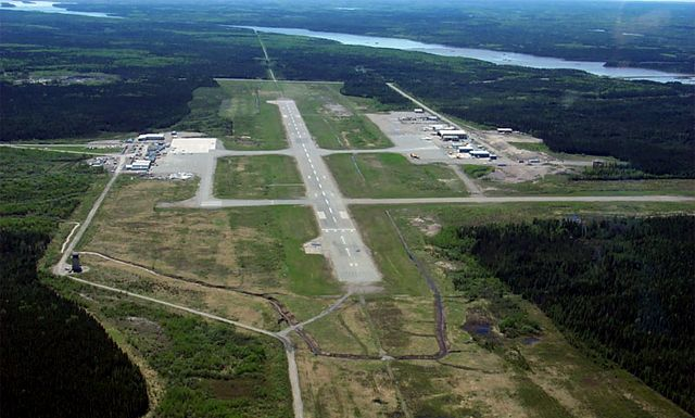 Thompson Airport