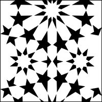 1000 Ideas About Moroccan Stencil On Pinterest Wall