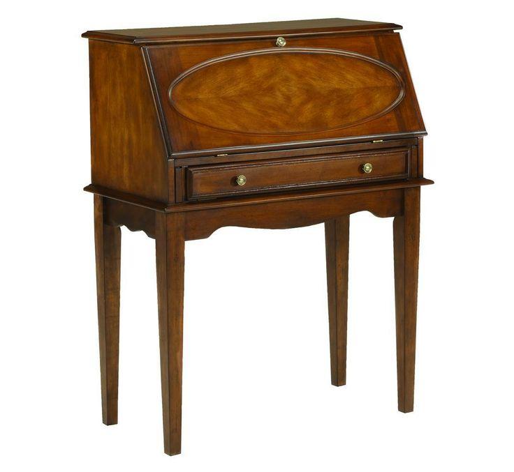 Drop Front Secretary Desk Plans Woodworking Projects Amp Plans