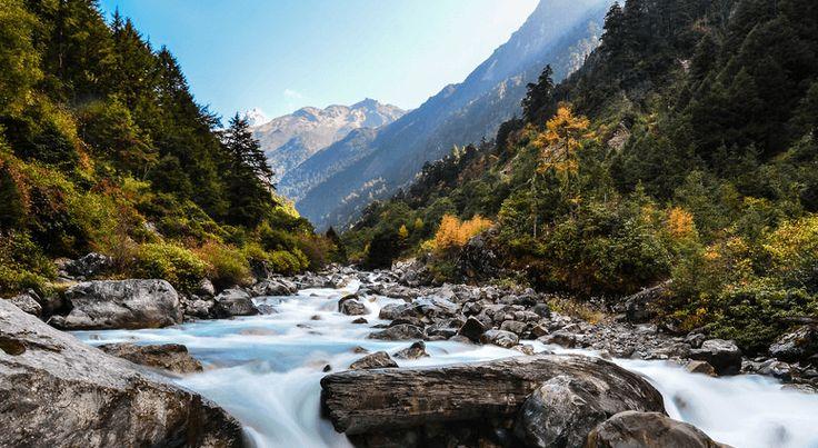 Top trekking adventure destinations in Nepal. #Travel #Trips365