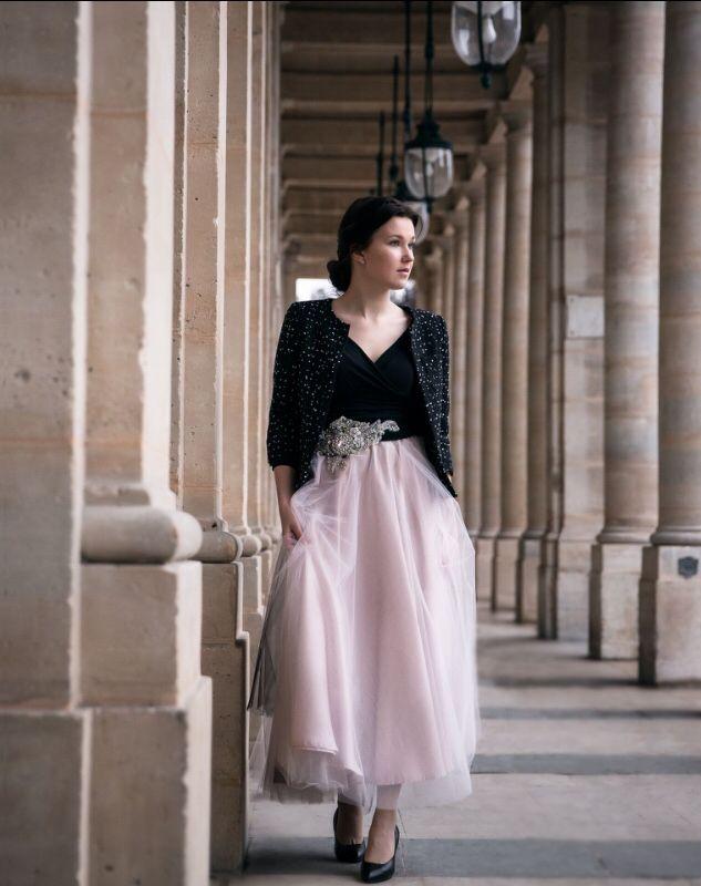 Muotikuun tyllihame #Muotikuu tulle skirt #fashion photo shoot #kuvaukset #Pariisi #Paris