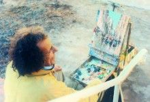 Joseph….the artist……