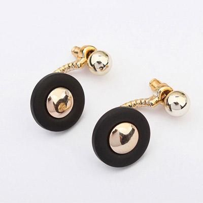 podotukushop_0A5BE8 Anting Tusuk buttons shape decorated simple design