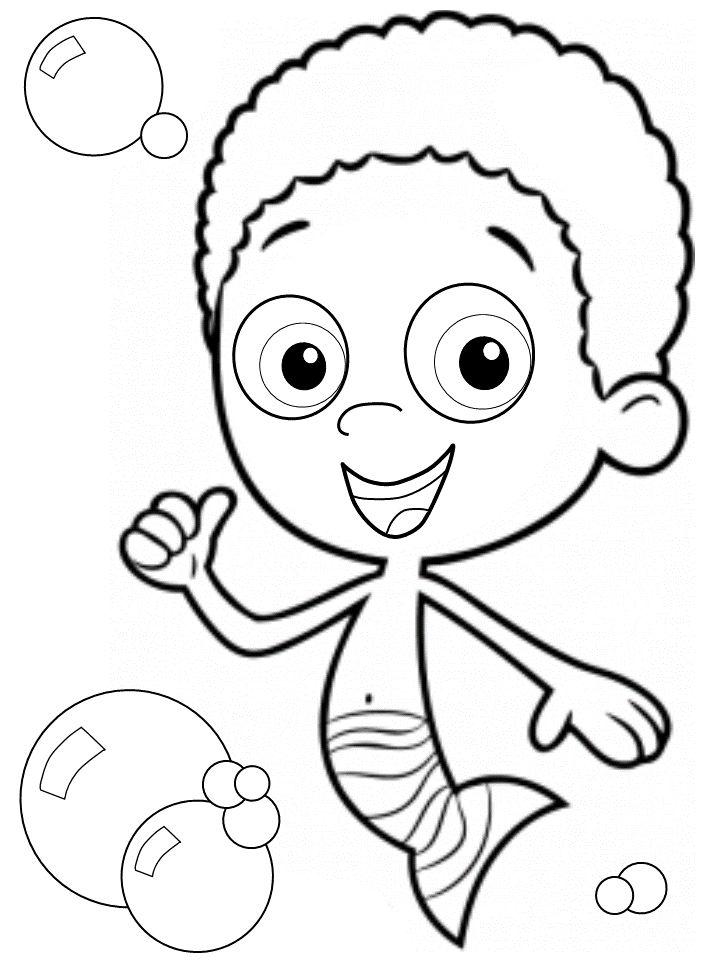 486 mejores imgenes de Bubble Guppies  Bubulle Guppies en