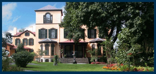 Auburn, NY: Harriet Tubman House, Tiffany Glass, Seward House.   http://www.tourauburnny.com/
