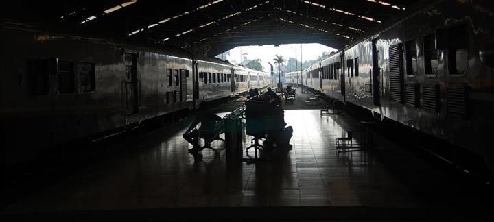 Stasiun Hall Bandung