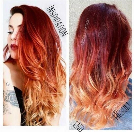 summer hair colors New: 10 most inspiring models