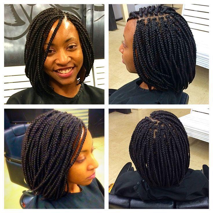Box braids!!! Bob life! instagram.com/...