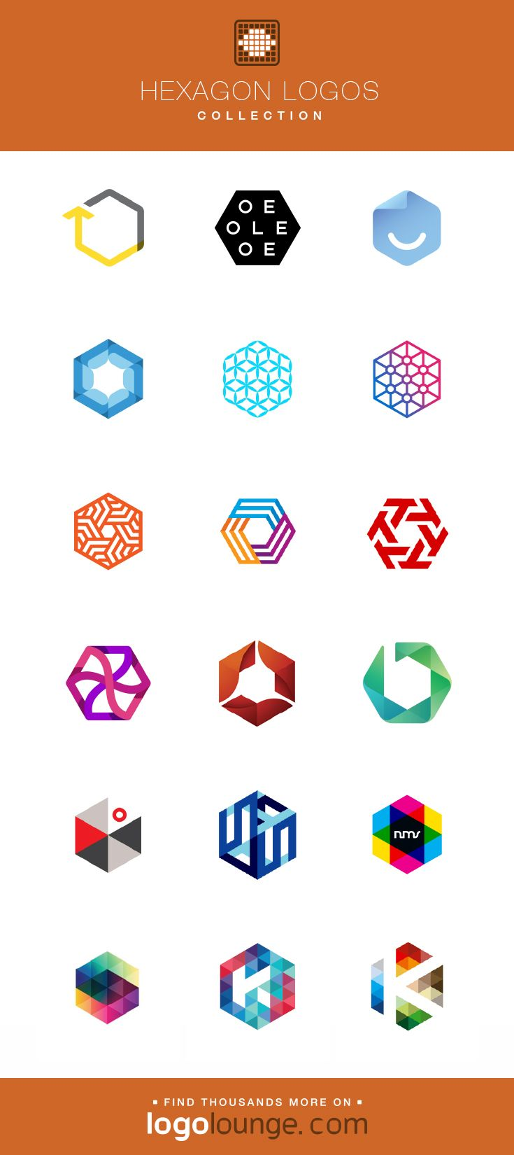 Hexagon Geometric Shapes