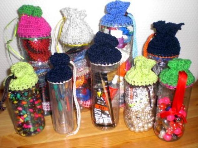Вторая жизнь пластика - Ярмарка Мастеров - ручная работа, handmade