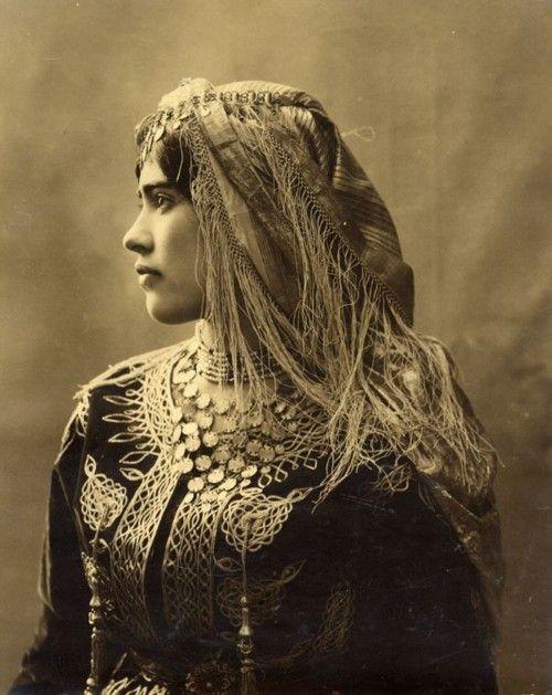 La Gitana, Algérie, 1890 (?)