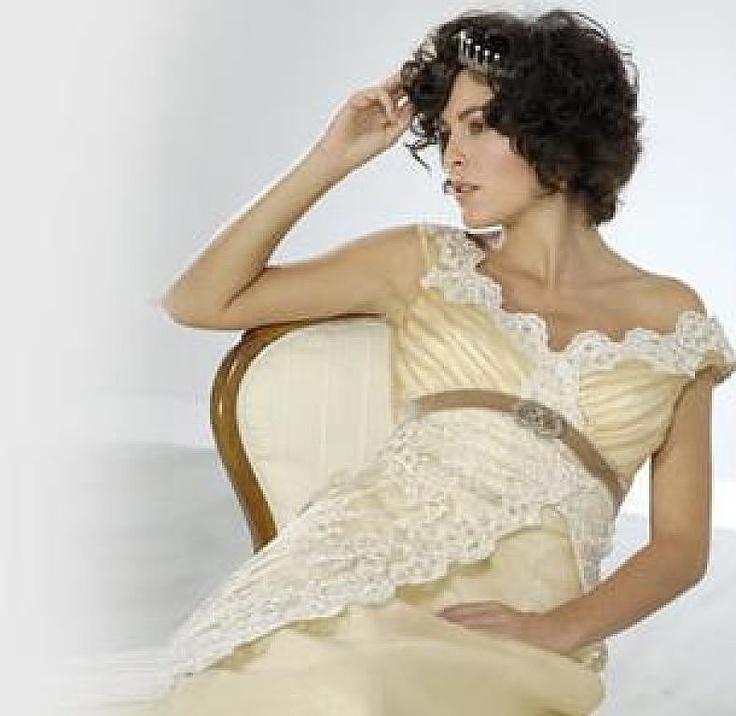 Vestidos de novia antiguos | Preparar tu boda es facilisimo.com