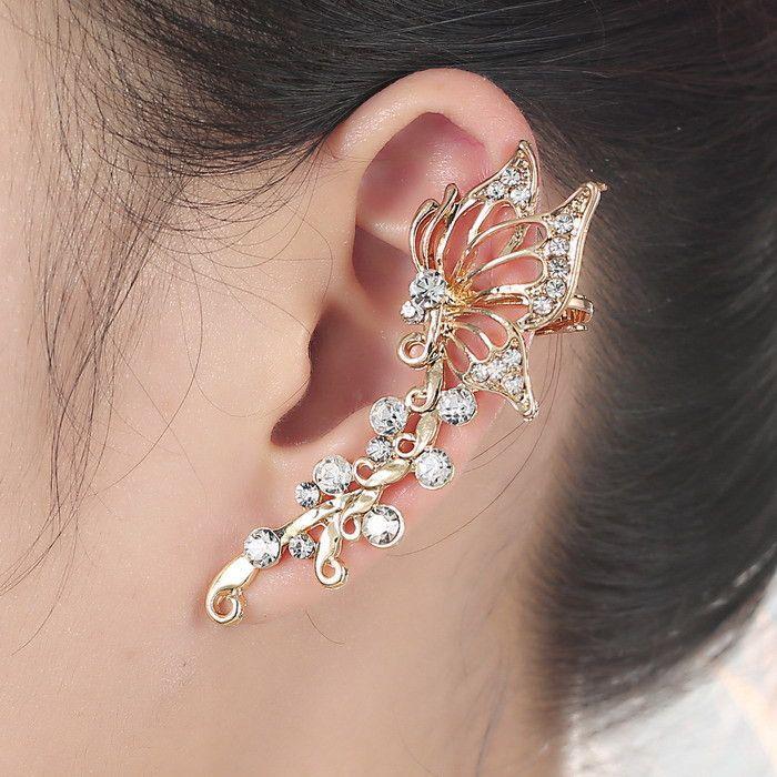 Best 25+ Clip earrings ideas on Pinterest   Dragon tattoo ...