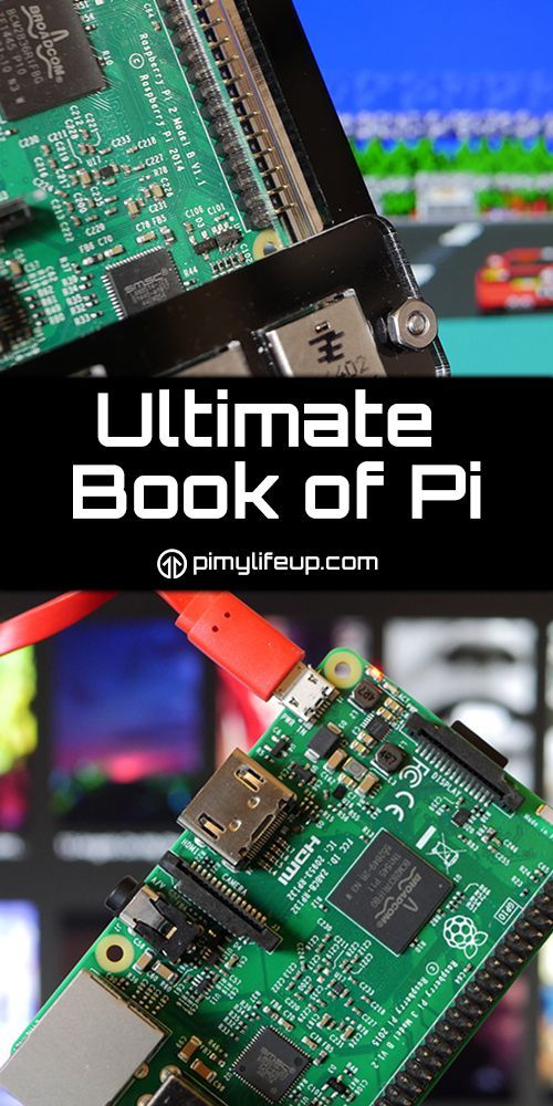 The ultimate book of pi is an excellent collection of projects and guides. Perfect for any newbie to the Raspberry Pi.
