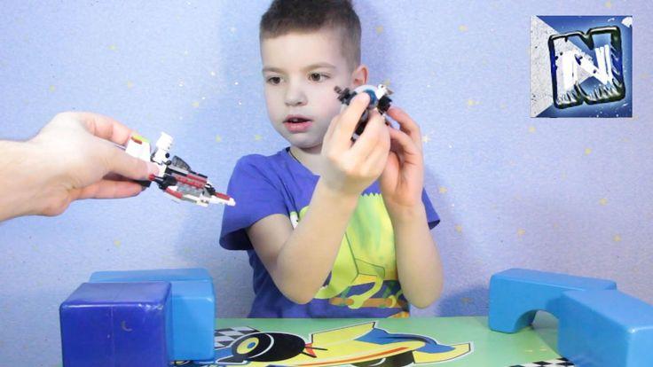 Лего Звездные войны - набор 4 lego brickmaster star wars - ICE MOUNTAIN...
