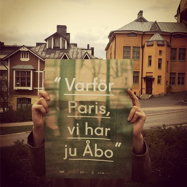 Today it begins! ► Turku Design Festival http://www.turkudesignfestival.fi/