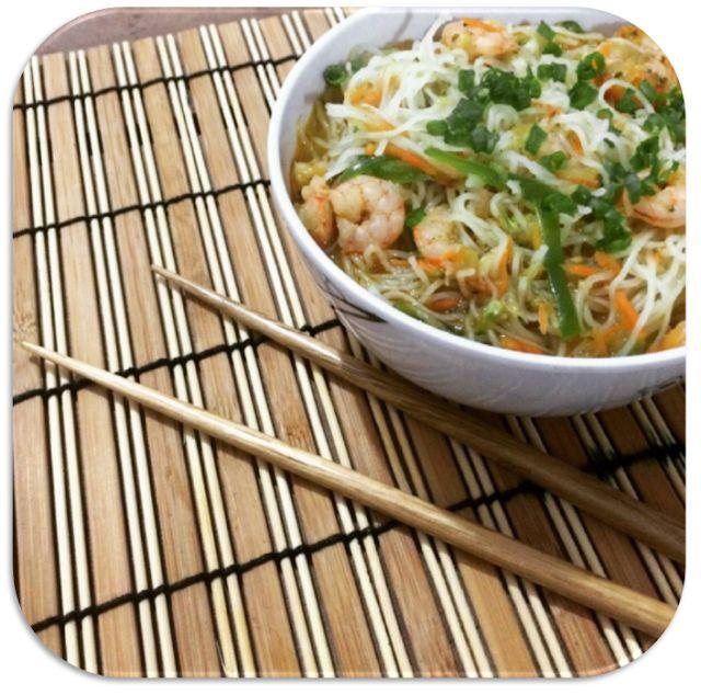 Garfo Publicitário   Blog de Gastronomia e Culinária: Sopa de Camarão, Bifum e Legumes