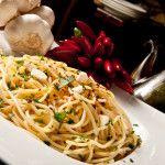 Spaghetti con colatura di alici | Mediterranean Experience
