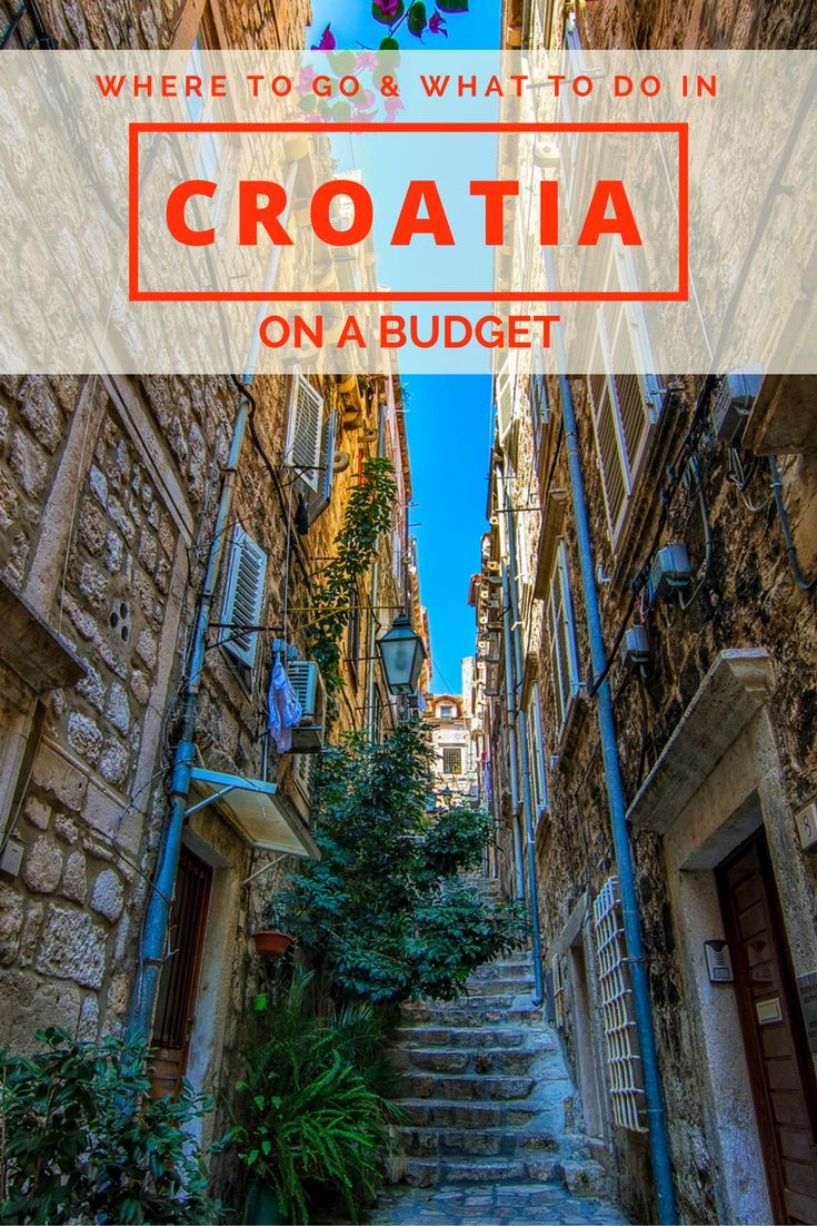 Croatia is a premier destination for summer travel! But sticking to a budget can…