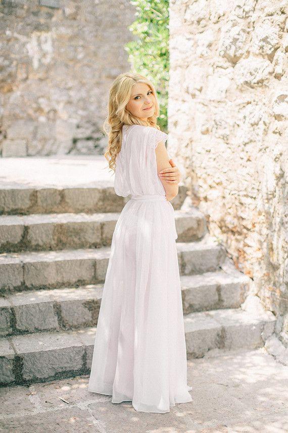 Trendy Intimate and elegant European wedding
