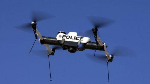 Dronele, spionii de azi, gardienii de maine!
